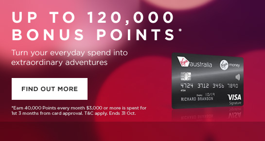 Turn your everyday spend into extraordinary adventures. Earn up to 120,000 bonus points.