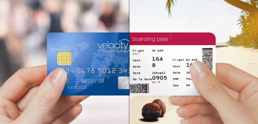 Velocity Credit Cards