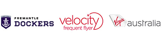 Fremantle Dockers, Velocity Frequent Flyer, Virgin Australia